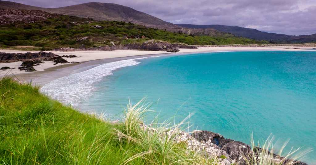 derrynane beach kerry