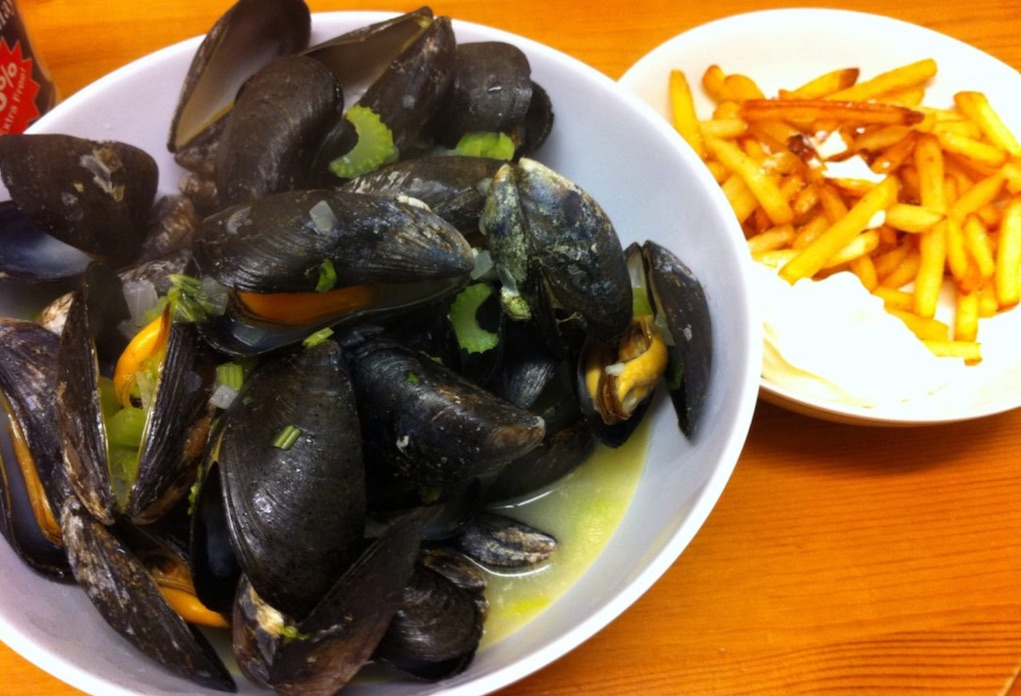 fast food mussels Eat More Fish quick fish recipes