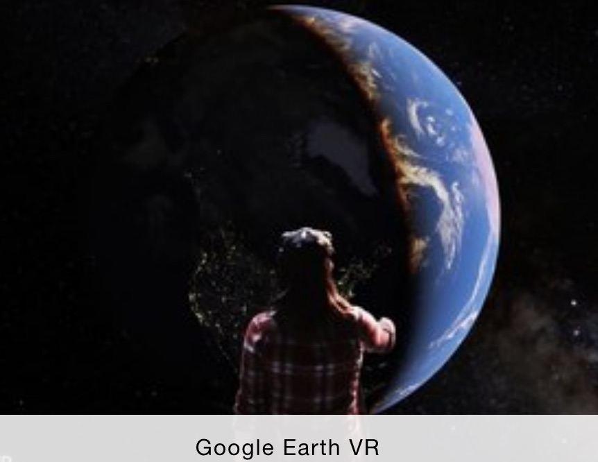 future shock google earth virtual reality games and experiences