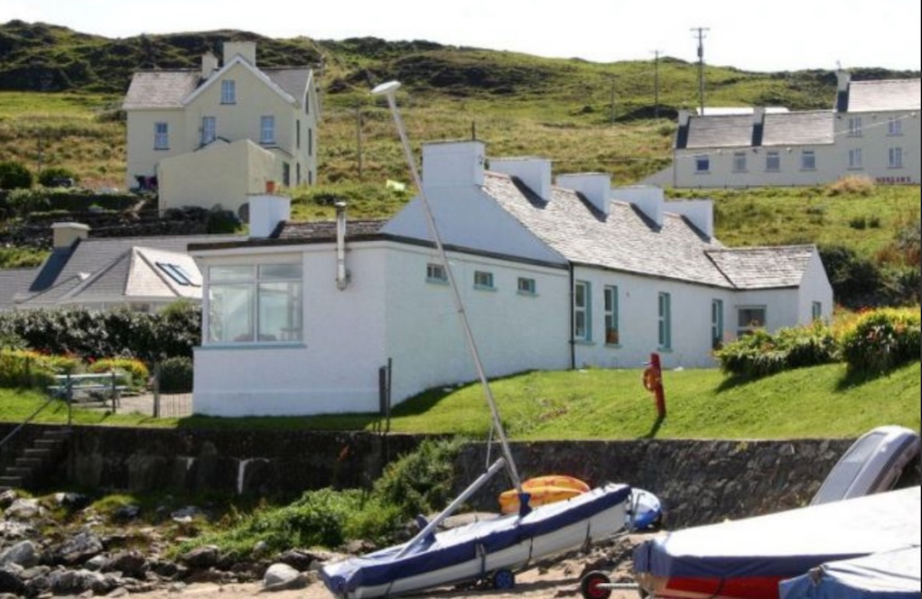harbour cottage portnoo self catering accommodation in Ireland