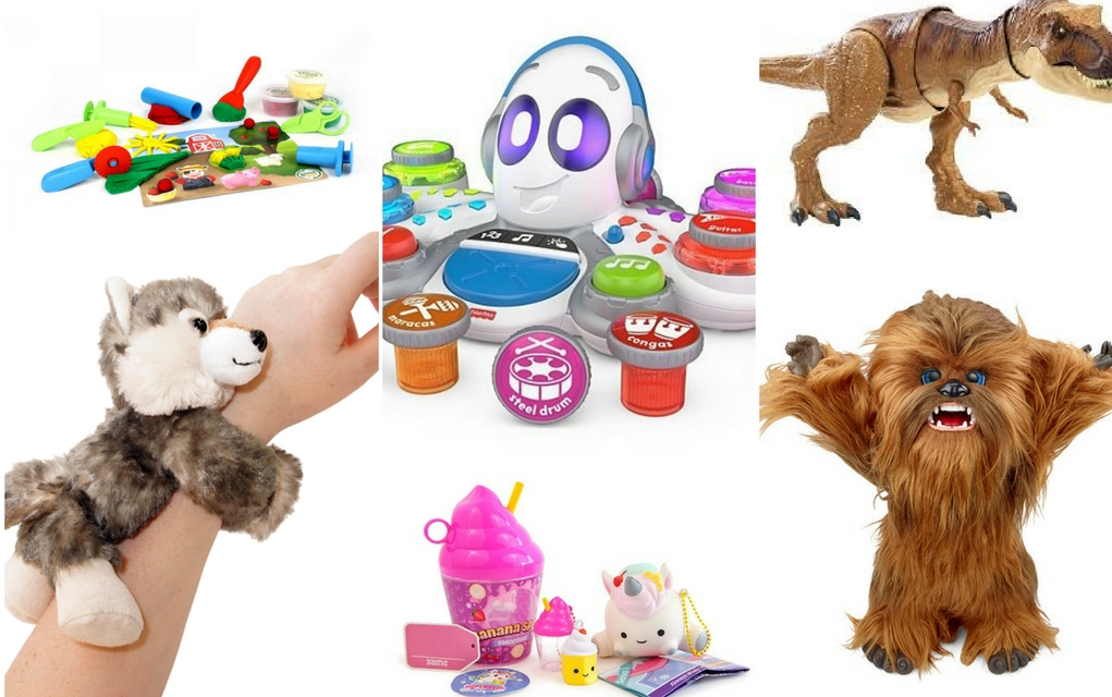 Toys For Kids 2018 : Of the hottest new toys for kids