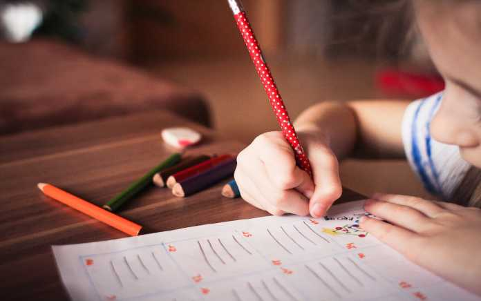 how parents can improve their childs writing skills