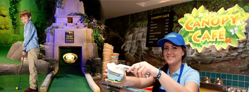 Places to Play Mini Golf and Pitch and Putt in Ireland Indoor mini golf Kildare Cole Golf