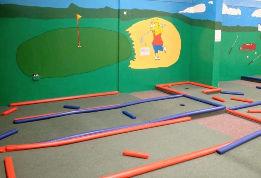 Places to Play Mini Golf and Pitch and Putt in Ireland Jump 4 Joy Athlone