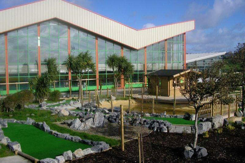 Places to Play Mini Golf and Pitch and Putt in Ireland Leisureland Galway