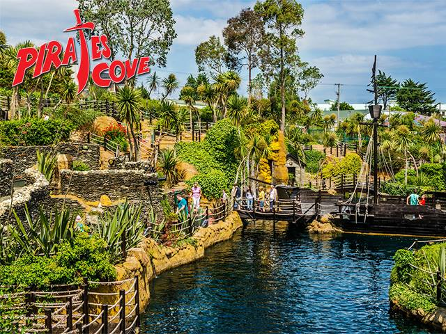Places to Play Mini Golf and Pitch and Putt in Ireland Pirates Cover Wexford
