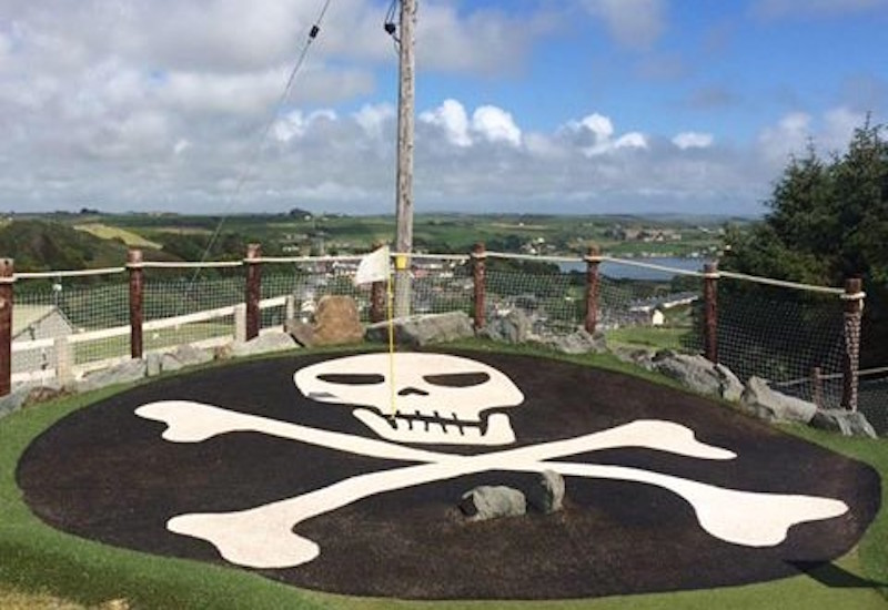 Places to Play Mini Golf and Pitch and Putt in Ireland Smugglers Cove Cork
