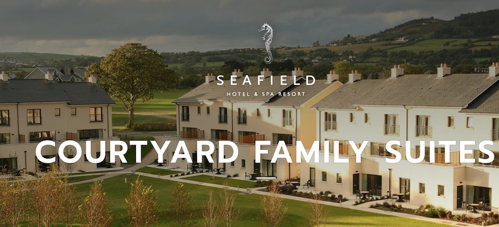 seafield hotel and spa resort family friendly self catering in Ireland