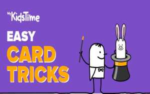 8 easy card tricks