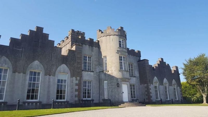 Ardgillan Castle best castles in Ireland