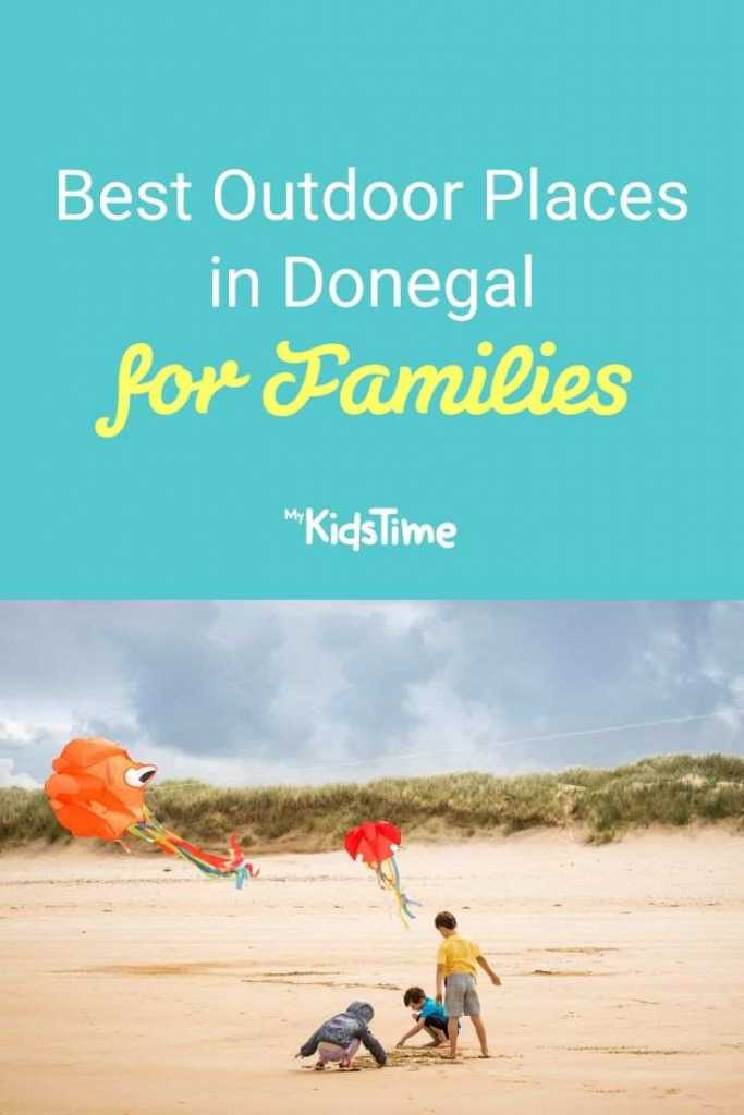 Best Outdoor Places in Donegal for Families