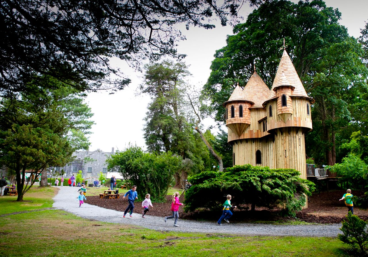 Birr Castle Treehouse