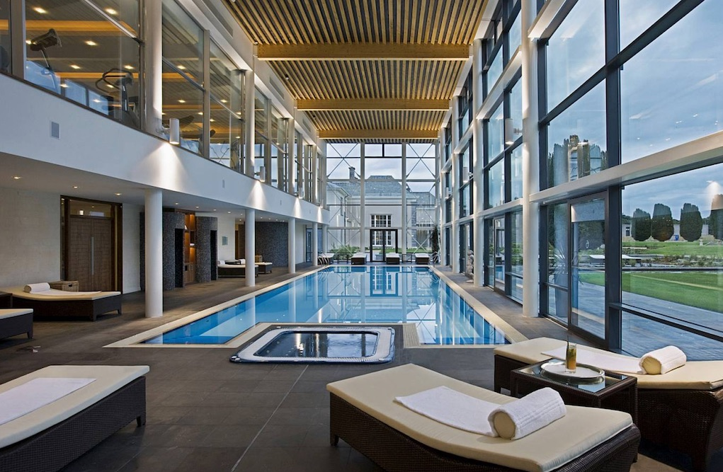 Castlemartyr Resort luxury hotels in Ireland for family special occasions