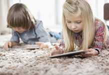 Kids on Tablets best language learning apps