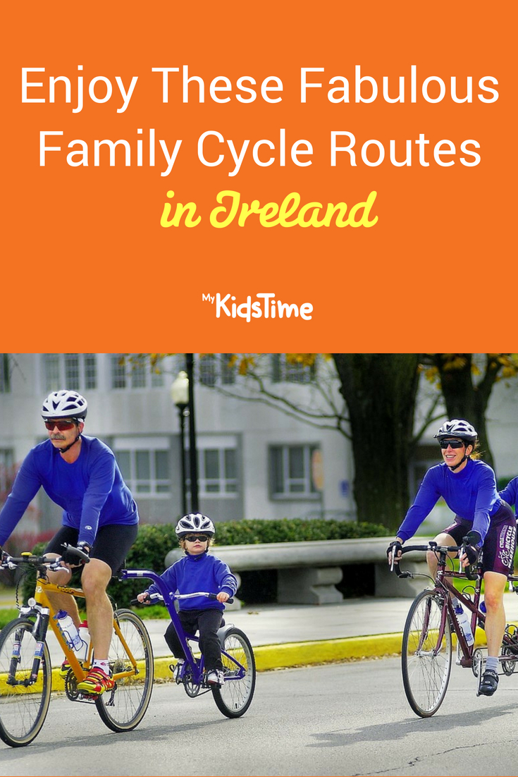 Family Cycle Routes in Ireland