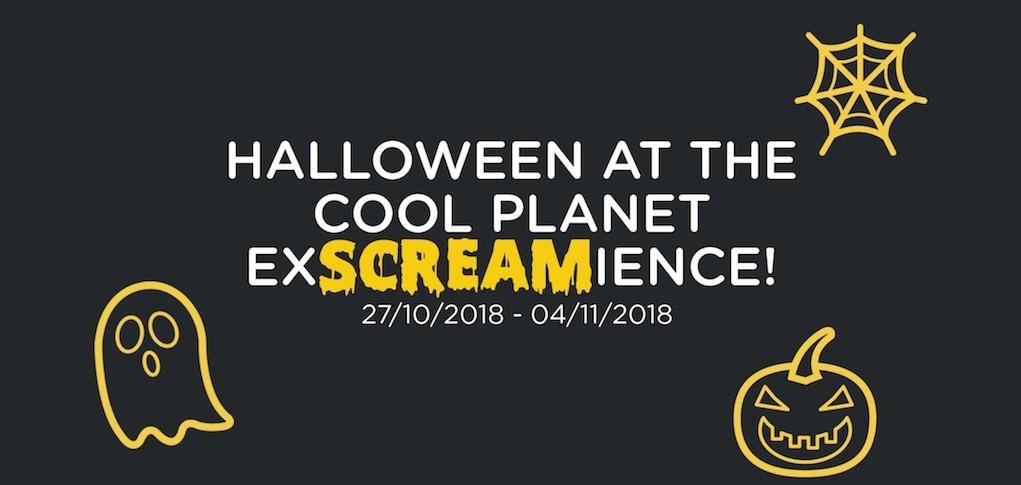 Halloween at The Cool Planet Experience