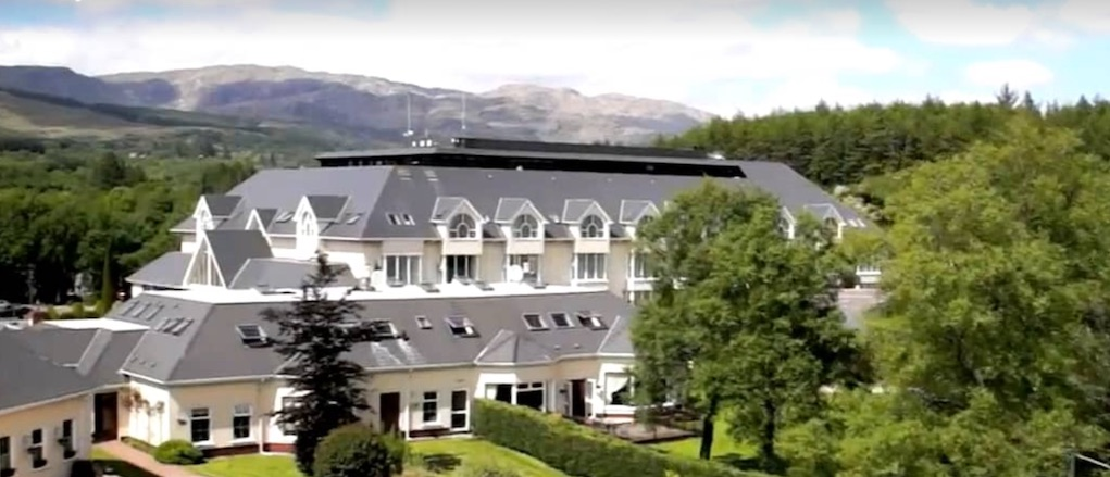 Harveys Point Donegal luxury hotels in Ireland