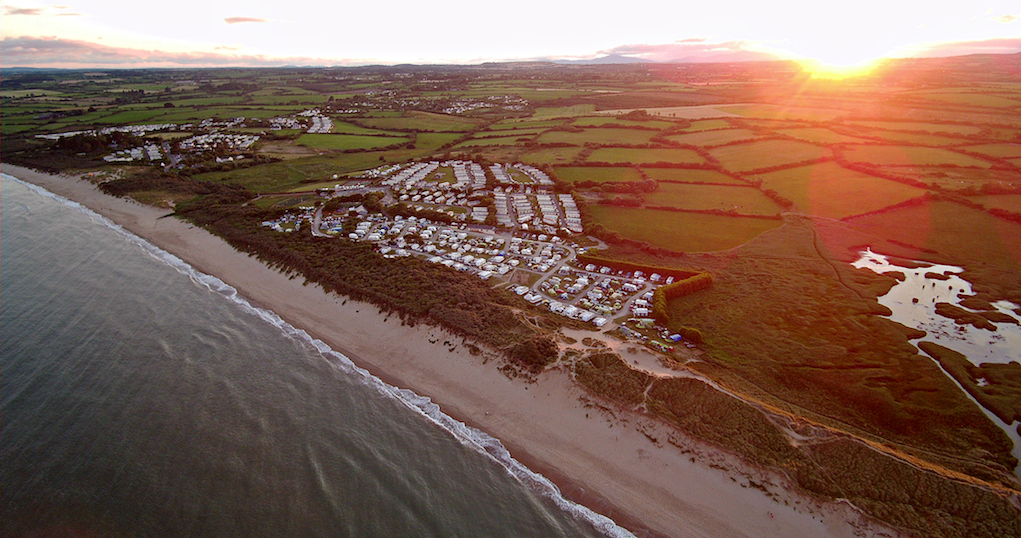 Morriscastle Holiday Park and Campsite in Ireland