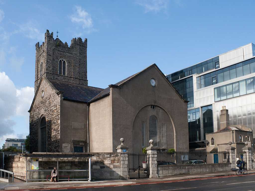 St Michans Church Dublin historic places in Ireland horrible histories in Ireland