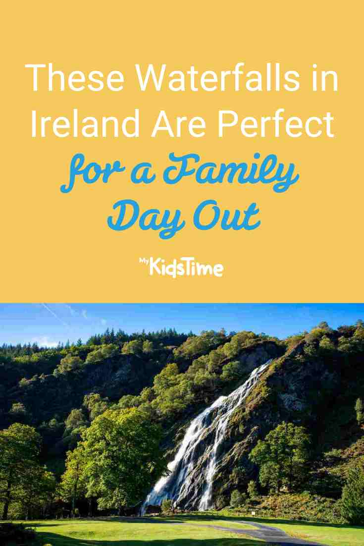 These Wonderful Waterfalls in Ireland Are Perfect for a Family Day Out - Mykidstime
