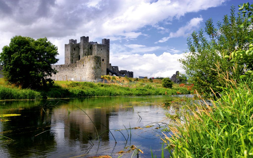 Trim Castle castles in Ireland