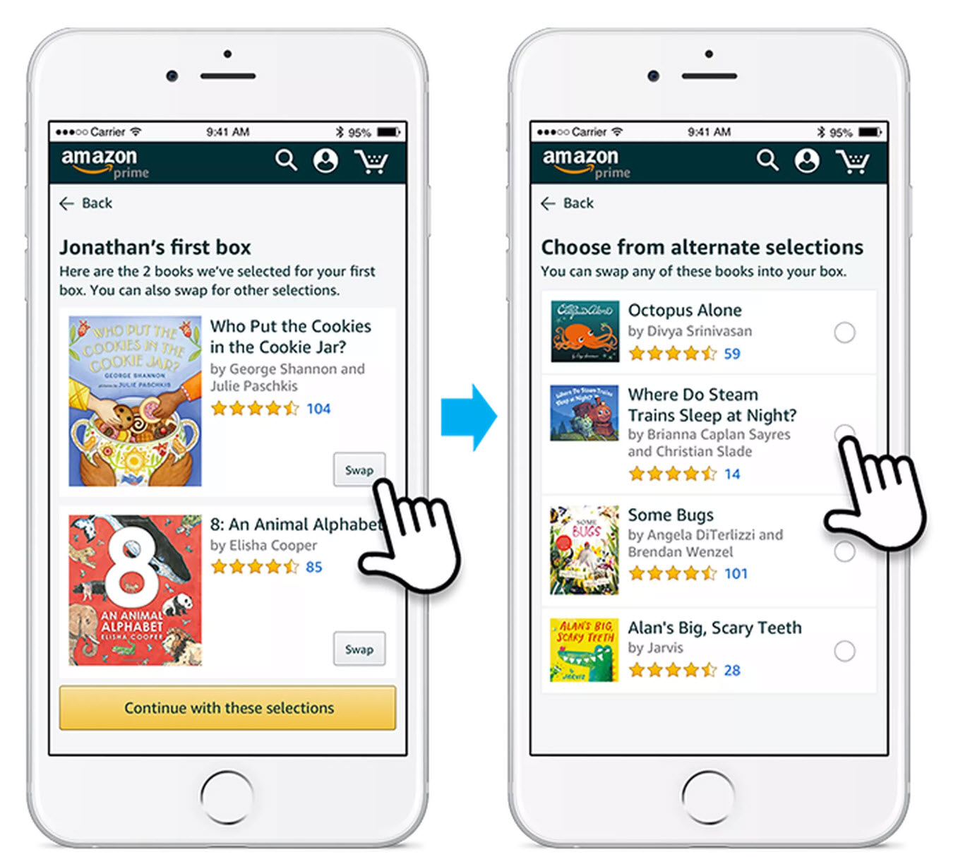 how to read books on amazon prime