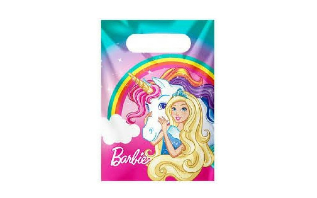 barbie party bags