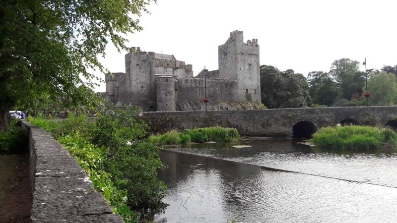 cahir castle best castles in Ireland