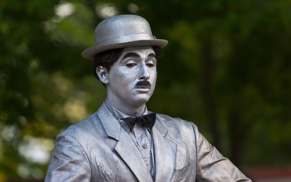 charlie chaplin free family friendly festivals in Ireland