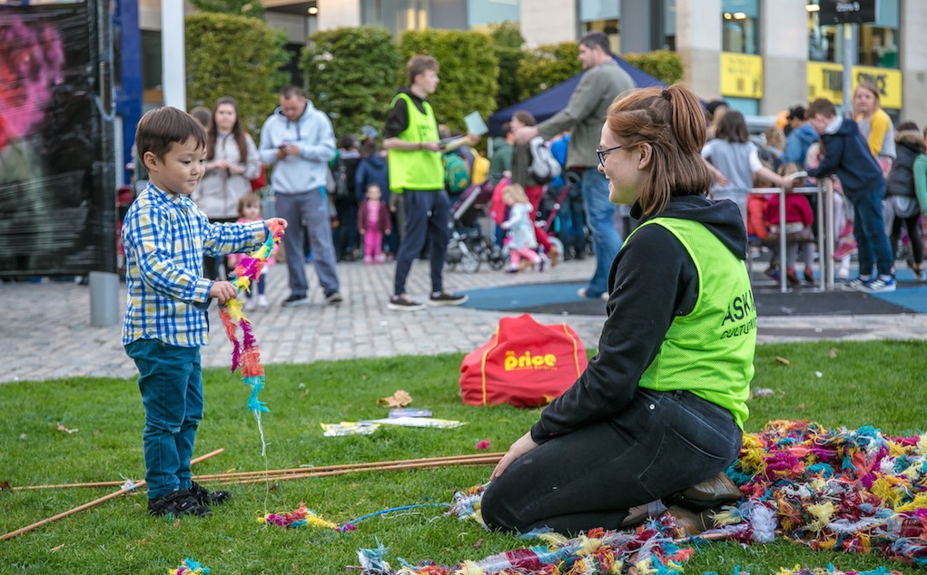 culture night free family friendly festivals in Ireland