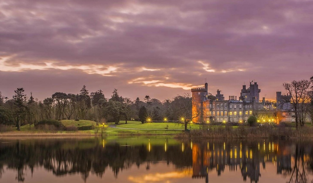 dromoland castle luxury hotels in Ireland