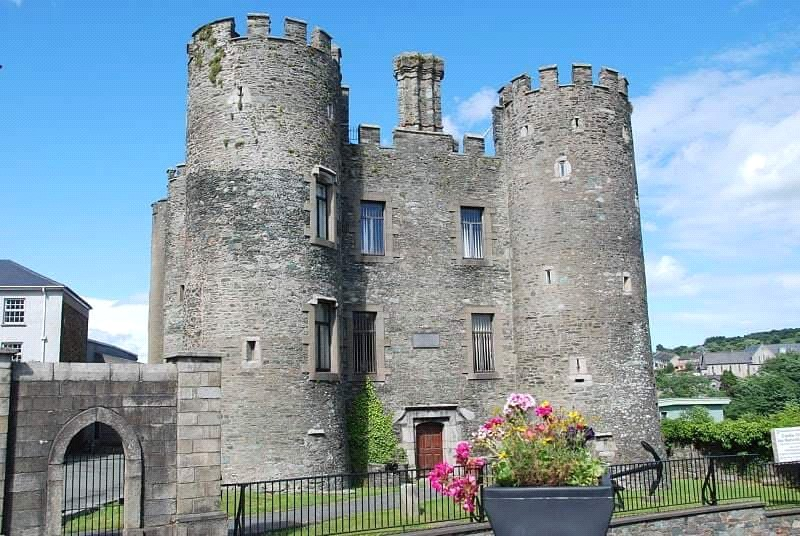 enniscorthy castle best castles in Ireland