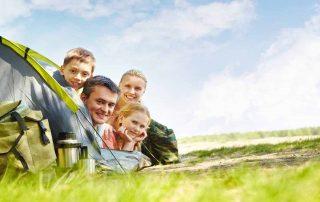 best family campsites in Ireland