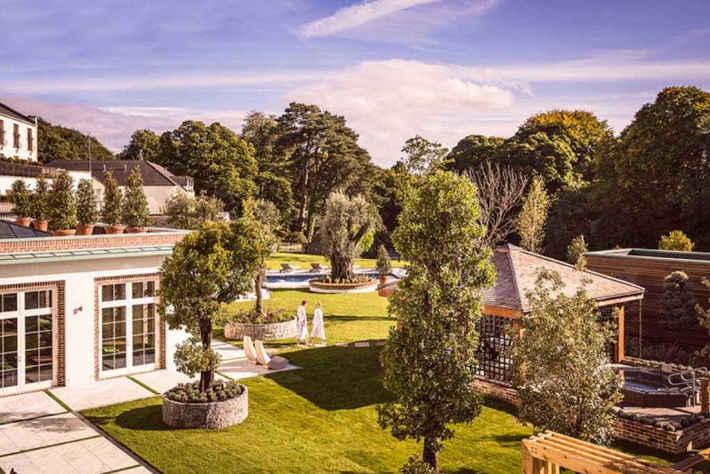 galgorm resort and spa luxury hotels in Ireland for special occasions