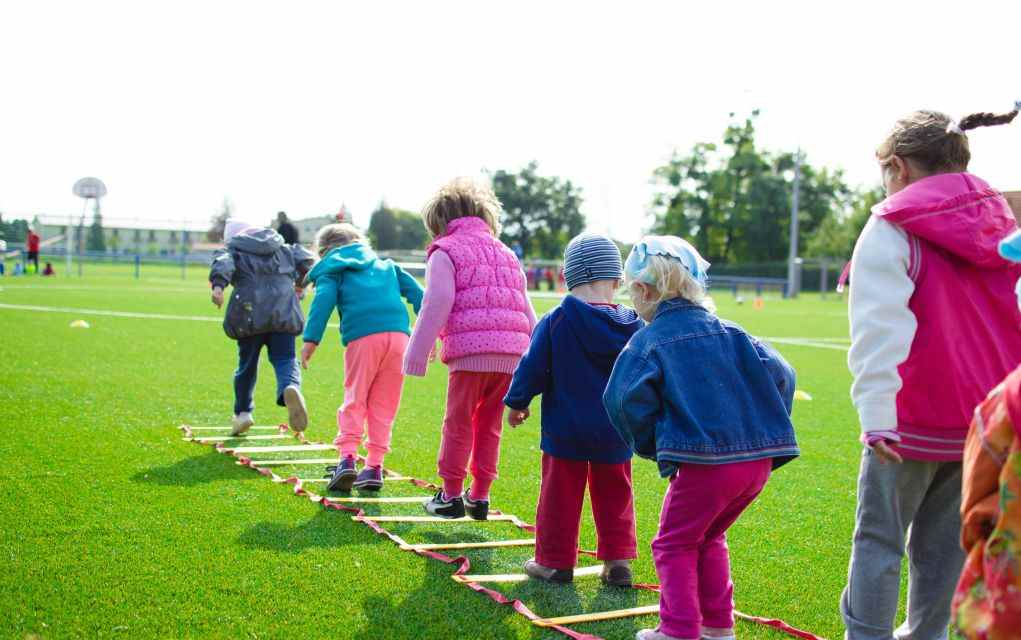 active games to play with kids