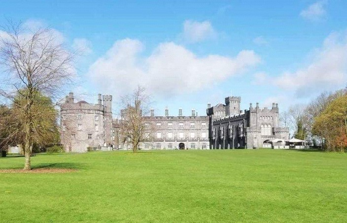 kilkenny castle best castles in Ireland