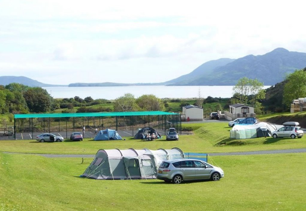 knockalla caravan park and campsite Donegal Campsites in Ireland