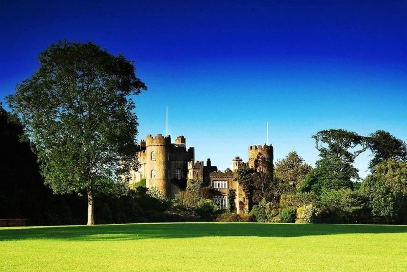 malahide castle best castles in Ireland