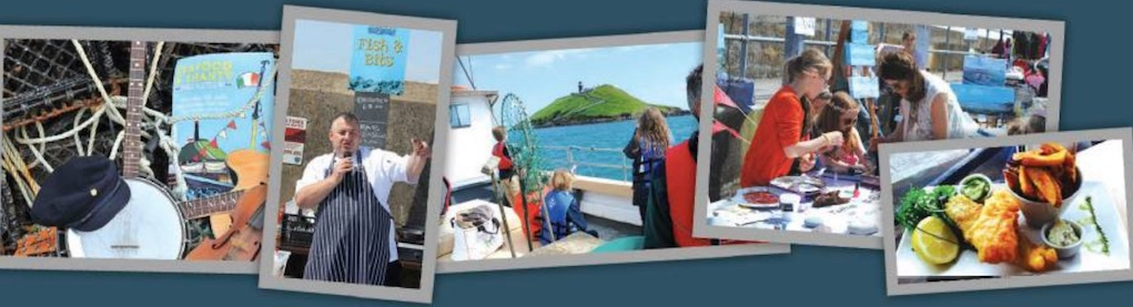seafood and shanty day ballycotton Free family friendly festival in Ireland
