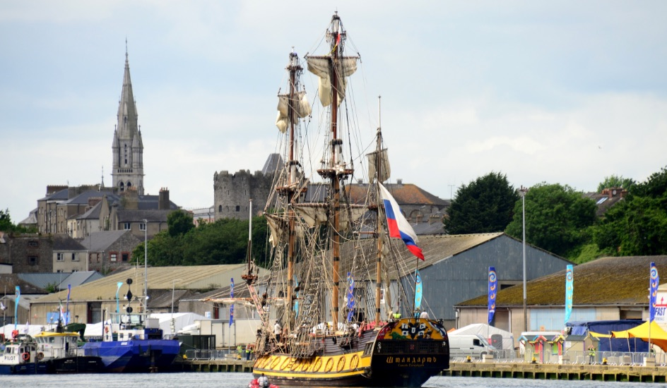 the irish maritime festival drogheda free family friendly festivals in Ireland