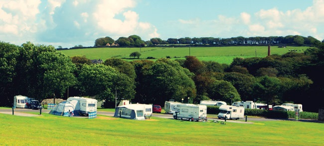 trabolgan camping Family friendly campsites in Ireland with activities