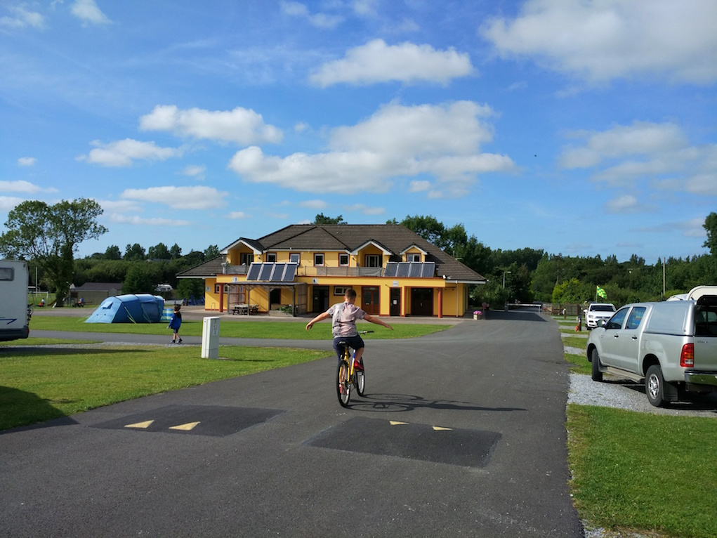woodlands park campsites in Ireland