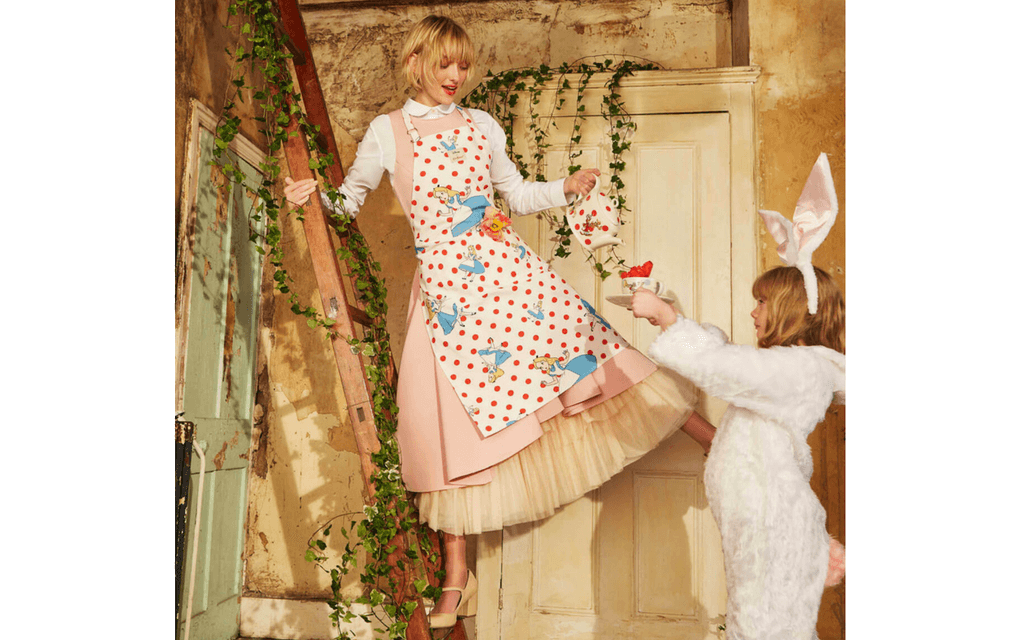 Selection of Alice in Wonderland at Cath Kidston