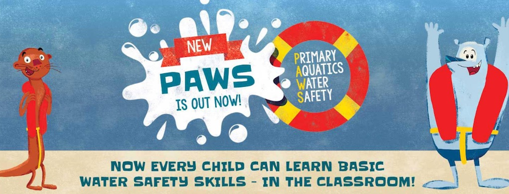 IWS PAWS Irish Water Safety
