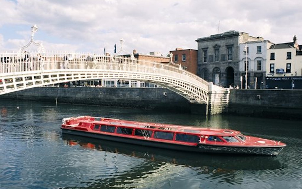 Liffey tours for boat tours