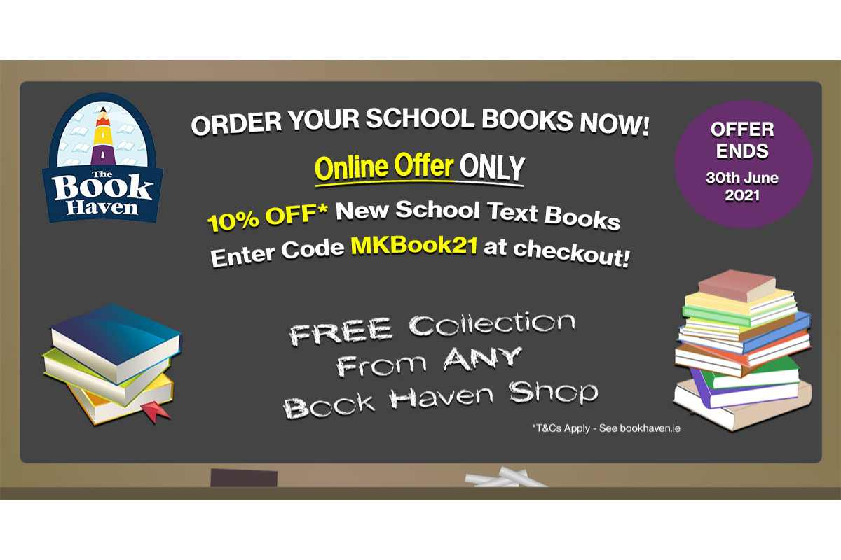 The Book Haven June 2021 Offer