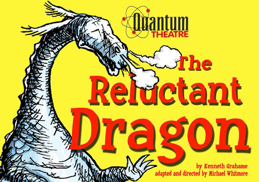 The Reluctant Dragon at Westport House