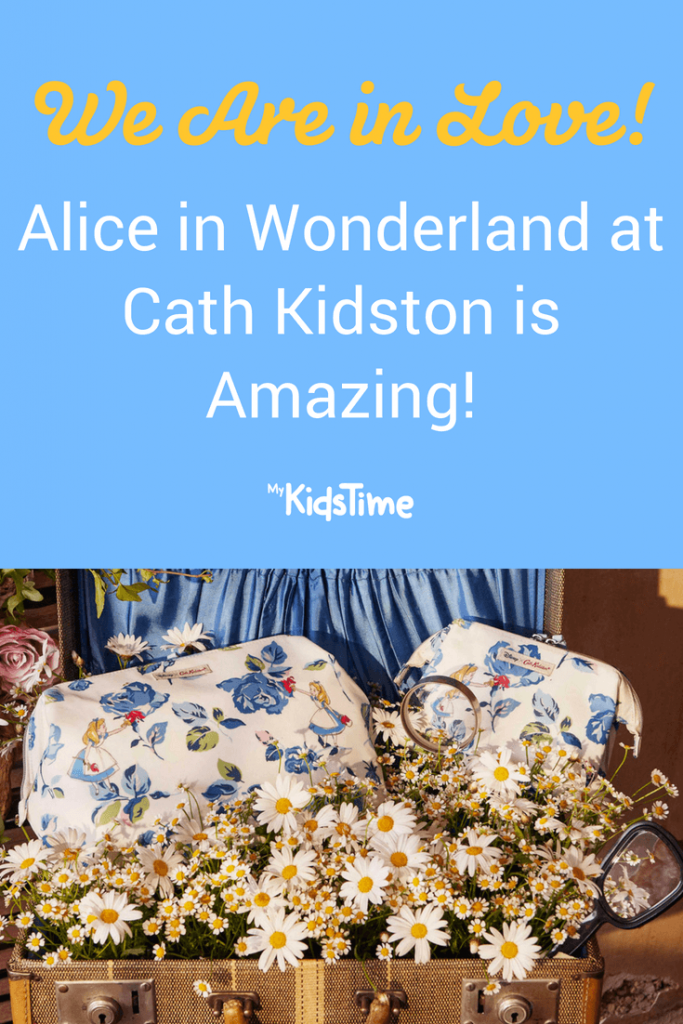 Alice in Wonderland at Cath Kidston pinterest