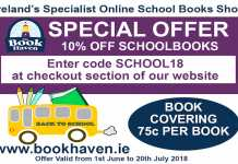 save money on school books with The Book Haven