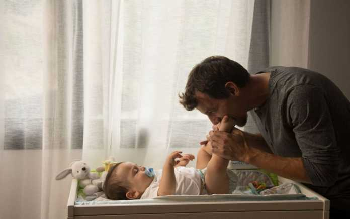 newborn tips for dads